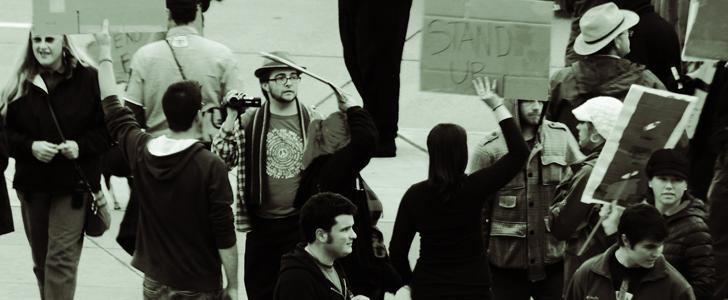 Occupy Tacoma mob