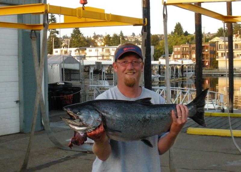 cass, salmon