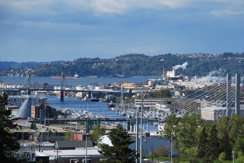 downtown, tacoma