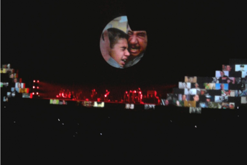 tacoma dome, the wall, roger waters