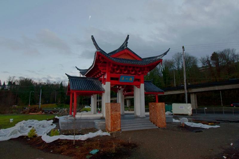 tacoma, pagoda, chinese, reconciliation, park