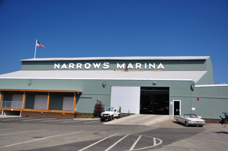 narrows marina