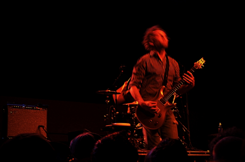 dave knudson, minus the bear, ups fieldhouse