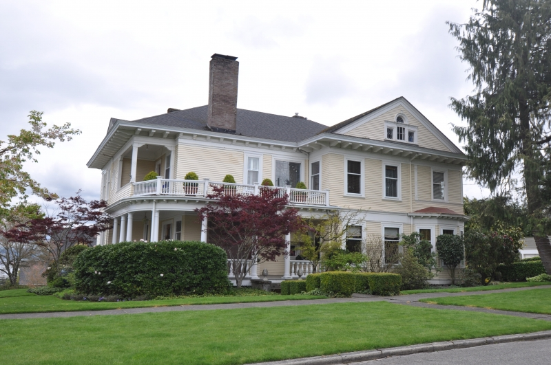 10 Things I Hate About You, house, tacoma