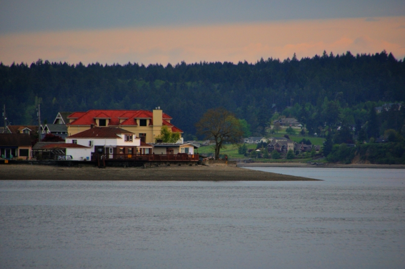day island, point, narrows, tacoma