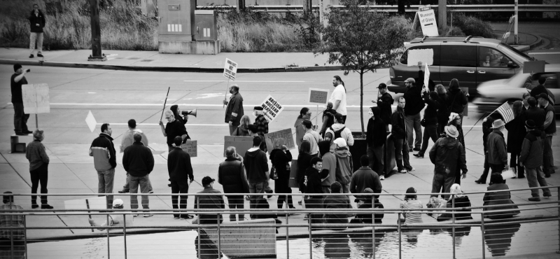 occupy, tacoma, tacomamama, rally, tollefson plaza