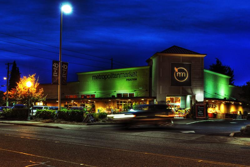 metropolitan market, proctor, north tacoma