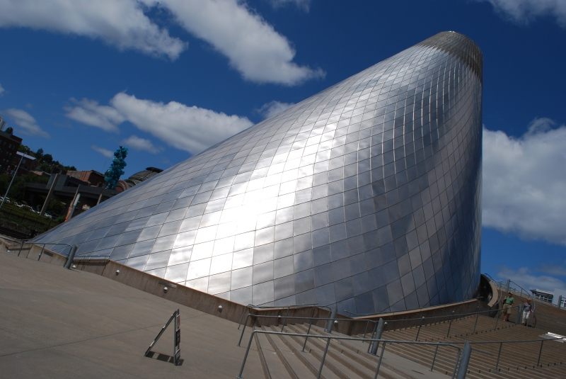museum of glass, cone, tacoma