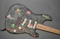 defender, video game, fender stratocaster