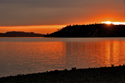 titlow, sunset, narrows, gig harbor