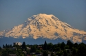 mt rainier, mountain, 4th of july