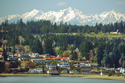 gig harbor, dalco passage, olympic mountains, puget sound, point defiance