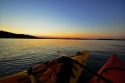 kayaks, commencement bay, wednesday